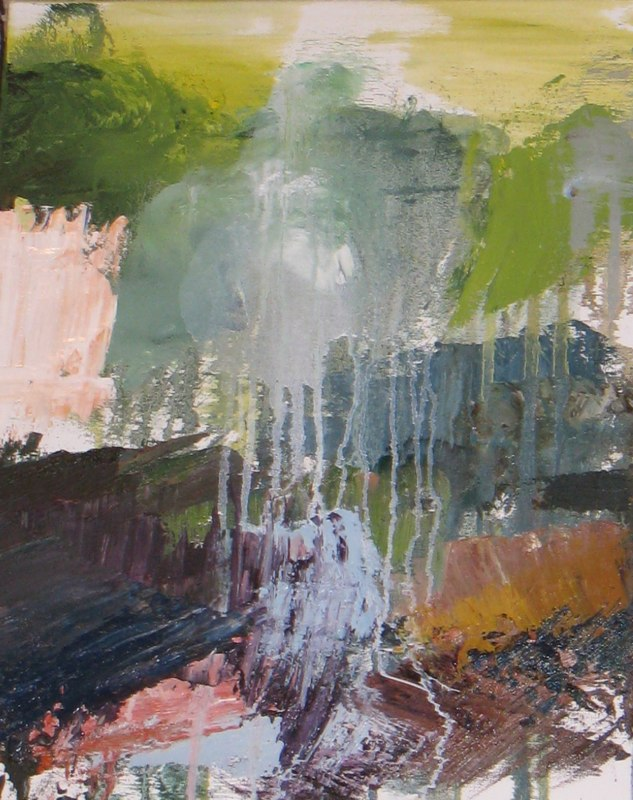ABSTRACT-LANDSCAPE,2009,oil-on-canvas,16