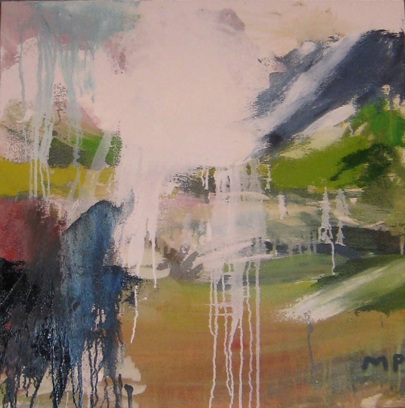 ABSTRACT-LANDSCAPE,2009,oil-on-canvas,22