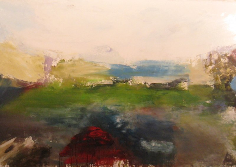 HORIZONTAL-LANDSCAPE-detail2,2009,oil-on-canvas,86