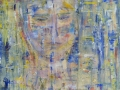 Rosalind Brenner_Gaia-Troubled by What We Do to Her_24 x 18_ Acrylic on canvas