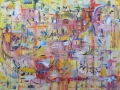 Rosalind Brenner_Now 30 x 40 mixed Media